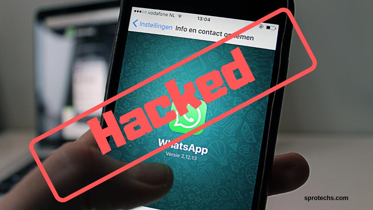 WhatsApp Hacked