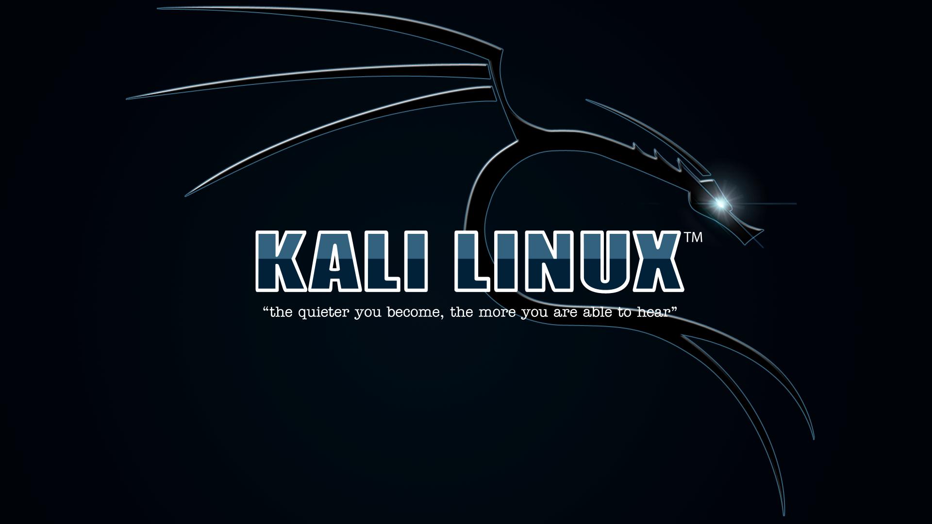 Kali Linux roadmap 2019-2020: Credit - Kali.org