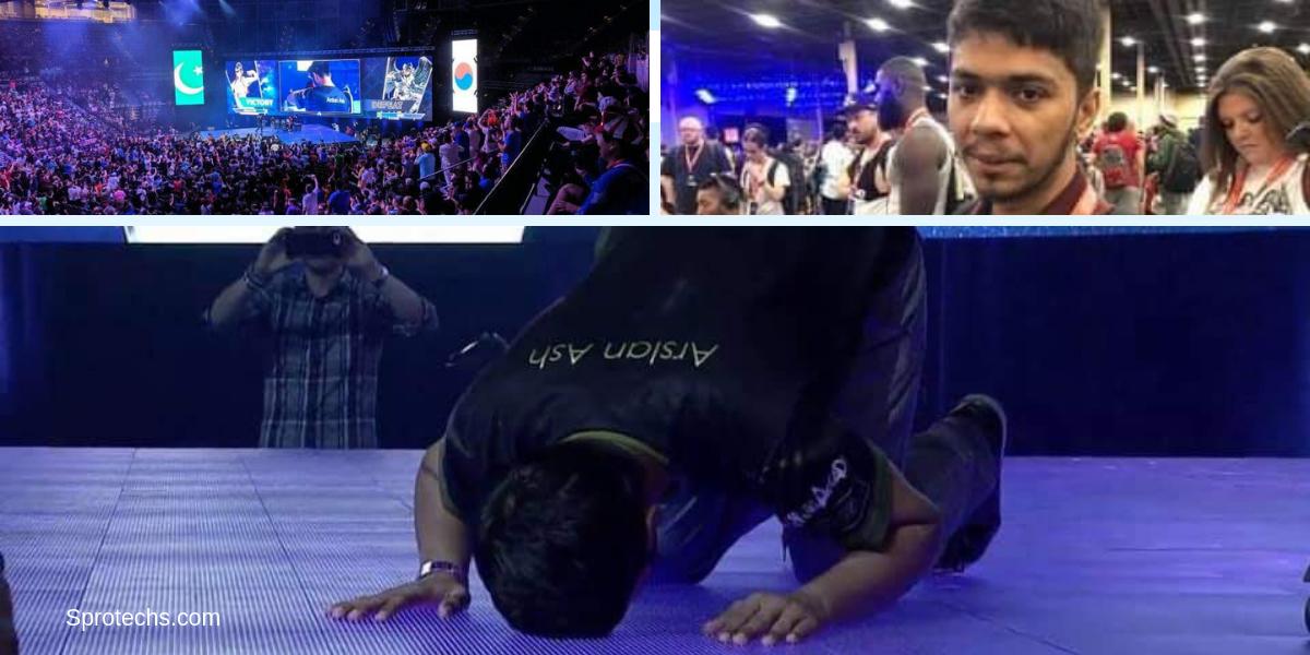 Arsalan Ash wins Takken 7 championship at EVO 2019