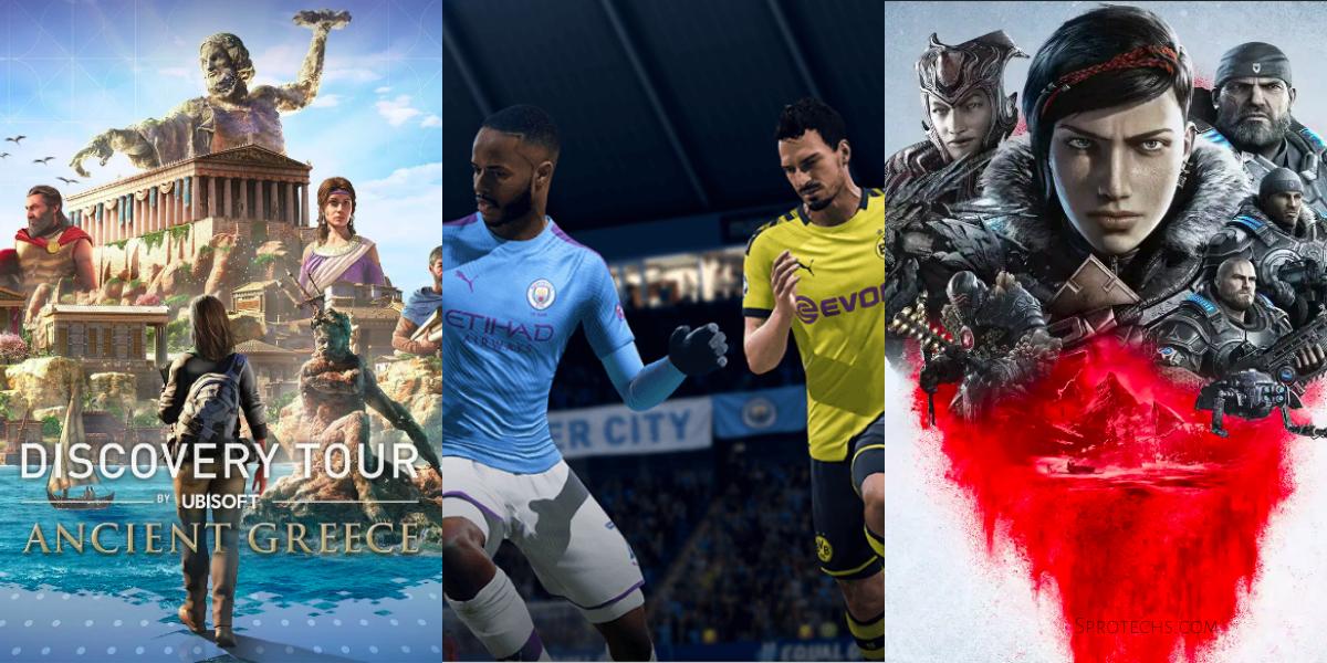 Games releasing in September 2019